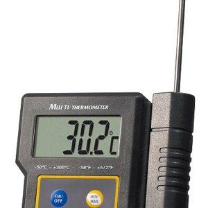 Termometro con sonda e cavetto