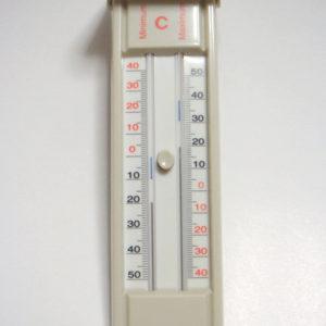 Termometro parete