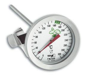 Termometro con sonda da forno