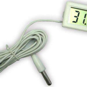 Termometro digitale con cavetto per frigorifero