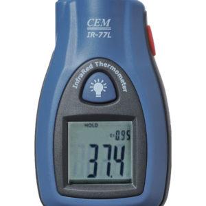 Termometro laser tascabile