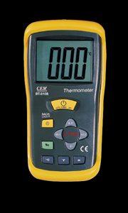 Termometro con sonda tipo K