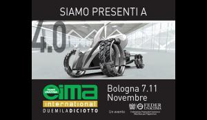 Eima Bologna, 7-11 Novembre 2018